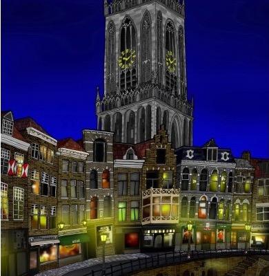 Ik kom uit Nederland, en ik ben een beetje nederlands!